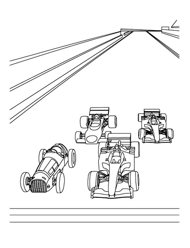 Istoria masinilor din Formula 1