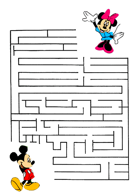 Coloring Book Chance The R Er Clean : Disney mazes for kids car interior design