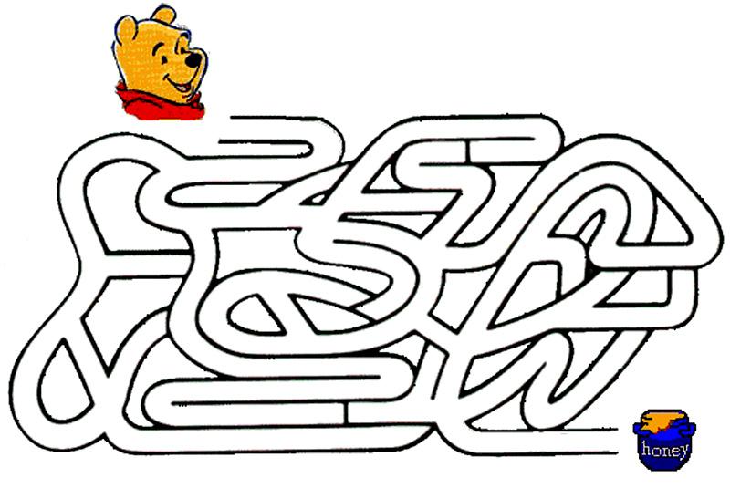 Labirintul lui Winnie the Pooh