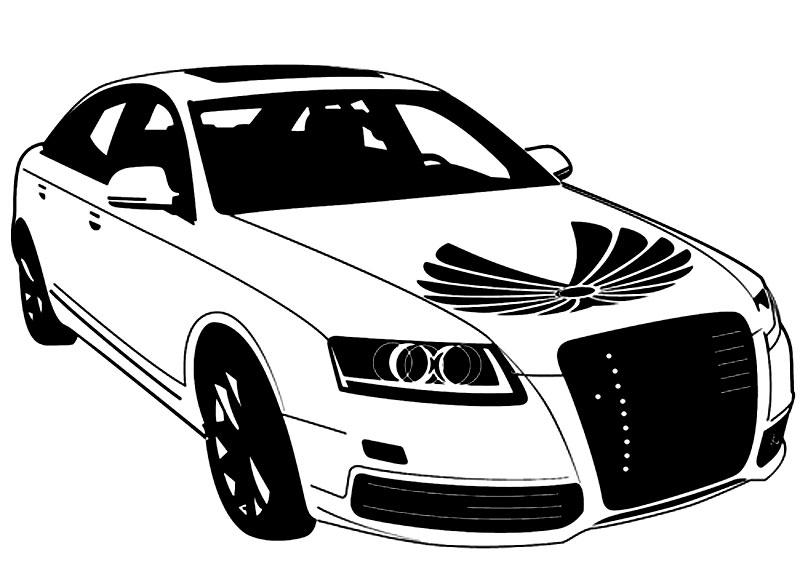 Masina de lux Audi