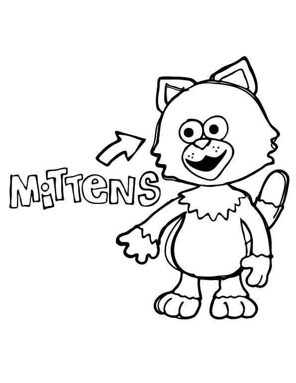 Mittens din Timmy Time