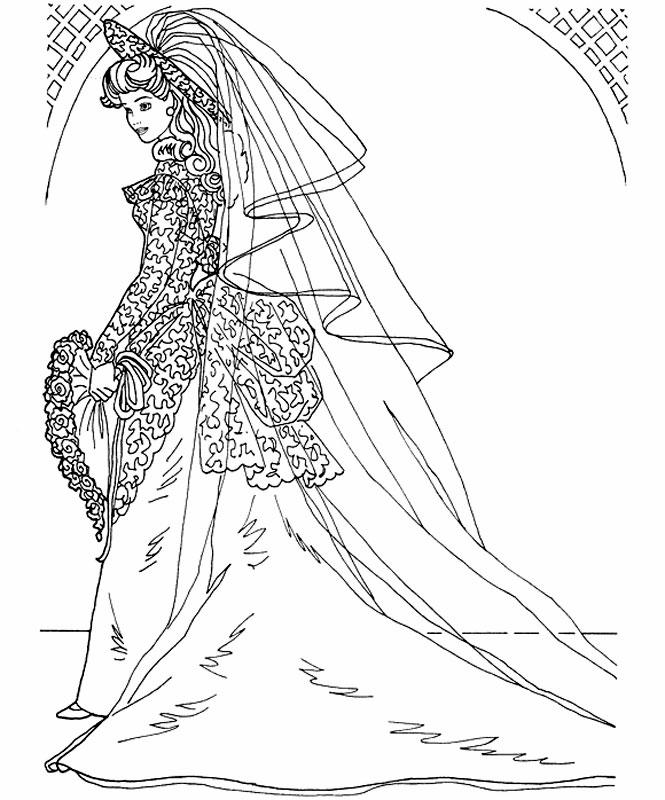 coloring pages princess bride - photo#27