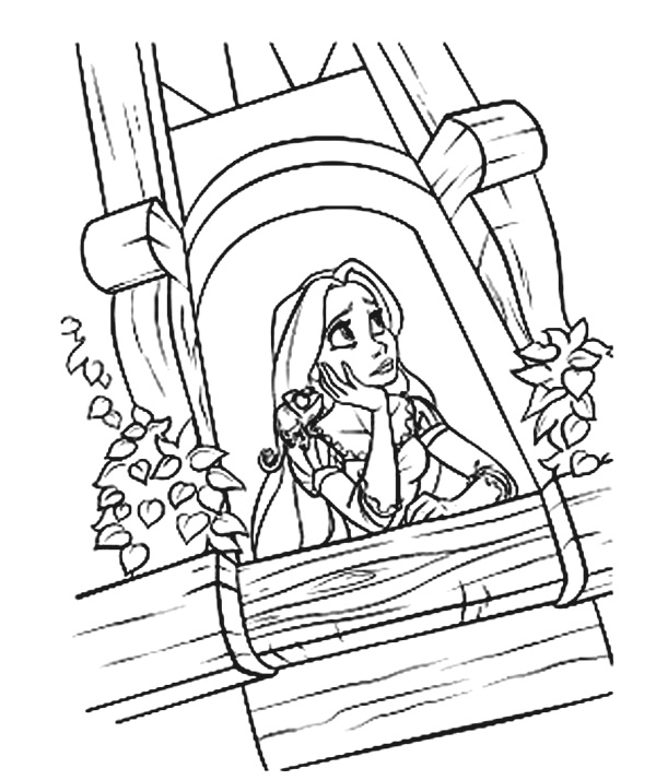 Rapunzel Si Cameleonul Pascal