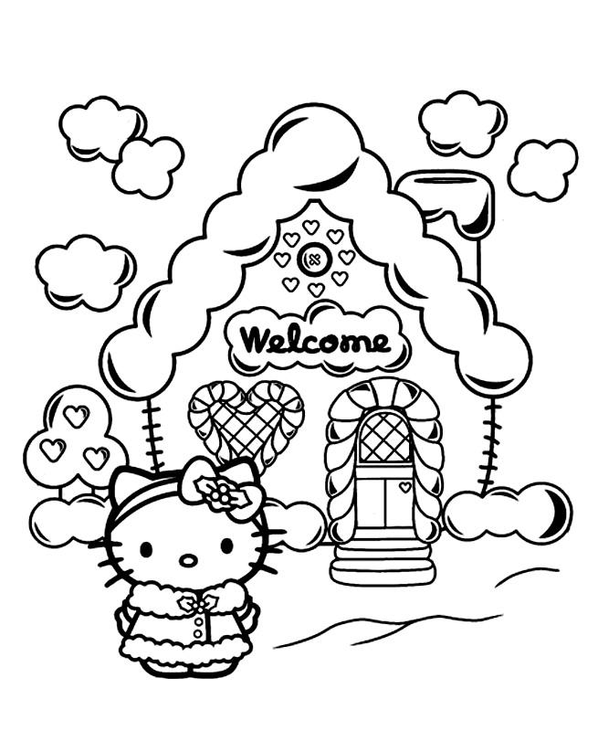 Sarbatori Fericite Cu Hello Kitty