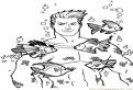 Aquaman iubit de pesti