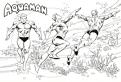 Aquaman se antreneaza