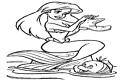 Mica Sirena si cizma printului