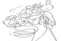 Mica Sirena si Regele Triton