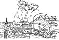 Pisicile aristocrate si Edgar Balthazar