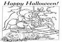 Halloween cu printesa Belle si Bestia
