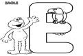 Litera E de la Elmo