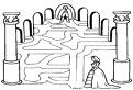 Labirint cu printesa si regele