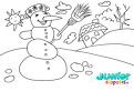 Iarna de poveste cu Omul de Zapada