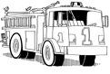 O masina de pompieri din Cars