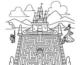 Labirintul printesei