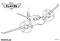 Avionul Rochelle din Planes