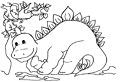 Un dinozaur ierbivor