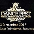 Spectacol in Competitii de Dans Sportiv / Campionatul Mondial de Juniori II