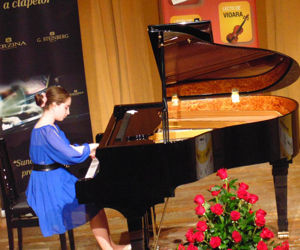 Au inceput inscrierile la Concursul National De Pian