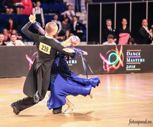 Sala Polivalenta din Bucuresti - Polul dansului sportiv mondial in week end, la DanceMasters!