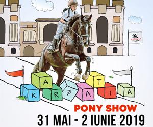 Karpatia Pony Show la a treia editie!