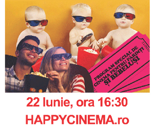 Barbati in Negru International 3D - Baby Cinema