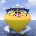 Nava de croaziera Cartoon Network Wave va pleca in prima calatorie spre sfarsitul anului 2018