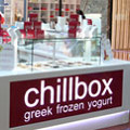 Chillbox Greek Frozen Yogurt se lanseaza in Romania