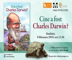 Zilele Evolutiei la Muzeul Antipa