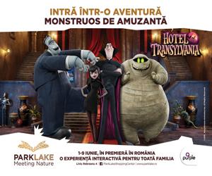 Intra intr-o aventura monstruos de amuzanta la ParkLake!