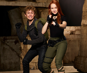 Kim Possible, cel mai nou film Disney Channel, are premiera astazi