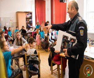 A inceput Ora de Educatie Rutiera editia a cincea in 140 de scoli din Bucuresti