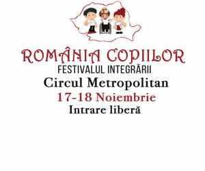 Invitatie ROMANIA COPIILOR