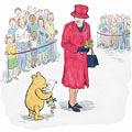 Winnie de Plus sarbatoreste 90 de ani de prietenie alaturi de Regina Marii Britanii