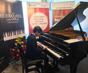 100 de participanti din 20 de judete  la Concursul National De Pian