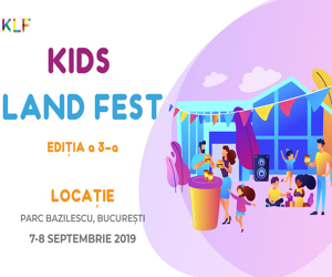 Doua zile de distractie si shopping creativ la Kids Land Fest, editia  Back to school