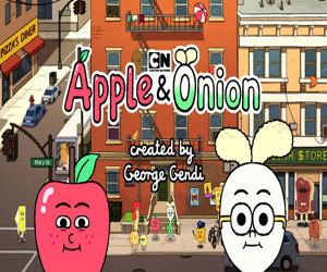 Noul serial de comedie, Mar si Ceapa, va avea premiera luni, 10 septembrie, la Cartoon Network