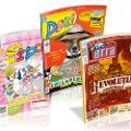 Au aparut noile editii ale revistelor voastre favorite: PIPO, DOXI si TERRA MAGAZIN!