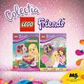 Media Service Zawada Publishing lanseaza cartile LEGO City si LEGO Friends