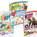 Au aparut noile editii din revistele tale favorite: PIPO, DOXI si TERRA MAGAZIN!