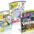 Au aparut editiile de sarbatori ale revistelor tale favorite: Pipo, Doxi si Terra Magazin!