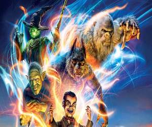 Goosebumps 2: Halloween bantuit - filmul care-ti da fiori la cinema