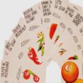 23,5 tone de fructe si legume distribuite celor peste 1.500 de beneficiari ai proiectului