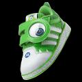Cu noua colectie adidas Disney Monsters Inc, copiii pot pasi ca niste monstri simpatici!