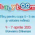 Se lanseaza editia de primavara Baby Boom Show 2013!