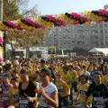 Copiii au ziua lor la maratonul international al Bucurestiului