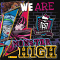 Noul album de abtibilduri Monster High!