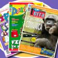 Au aparut revistele de noiembrie Terra Magazin, Doxi si Pipo!