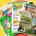 Au aparut revistele de martie Terra Magazin, Doxi si Pipo!