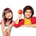5 portii de legume, fructe sau suc de fructe